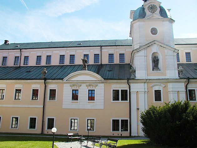 Sedlecký klášter. Kutná Hora.