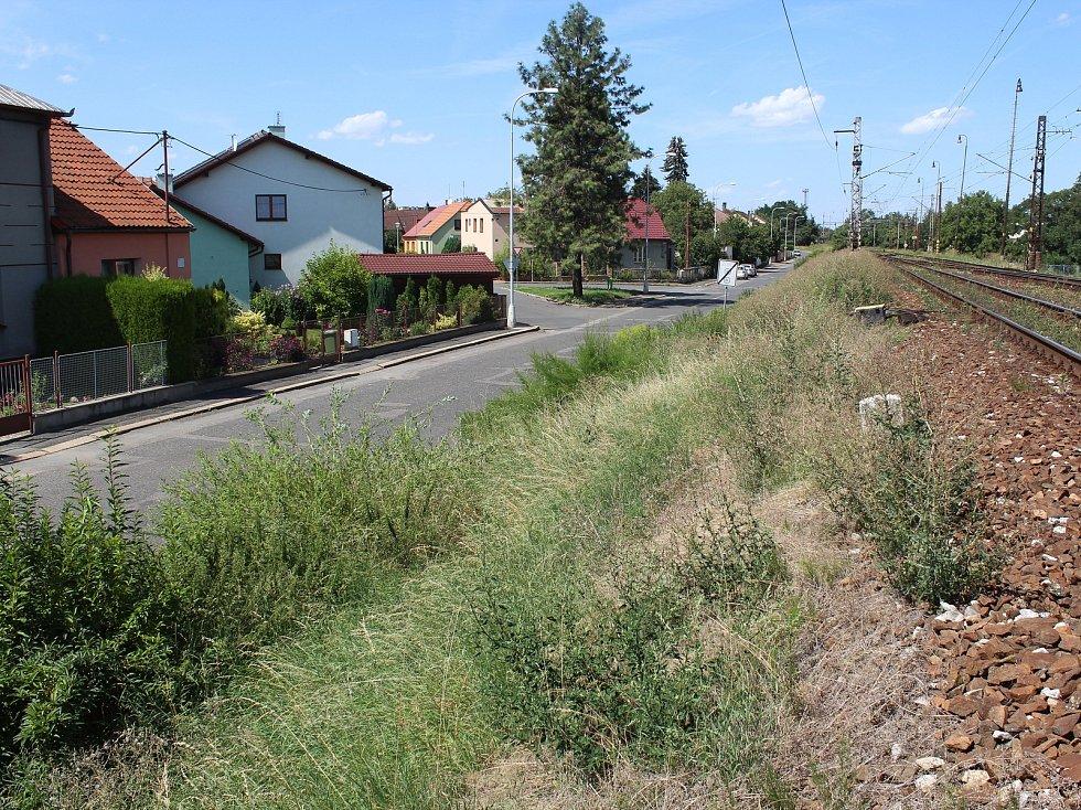 Čáslavská lokalita Váchov.