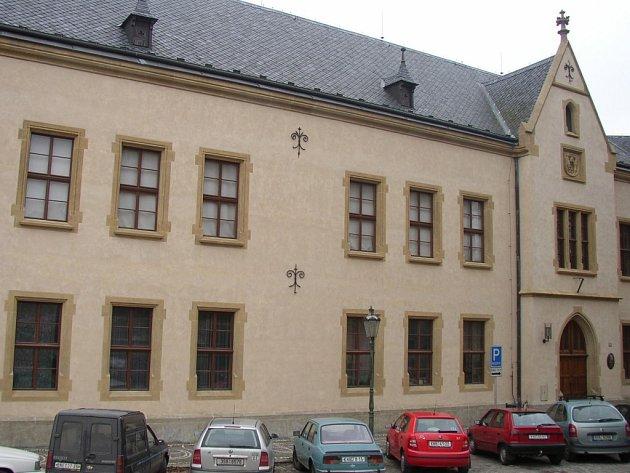 Hlavní sídlo kutnohorské radnice na Havlíčkově náměstí.