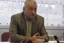 Bývalý ředitel Nemocnice Kutná Hora Jaroslav Řehák.