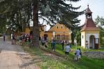 Úctyhodných 720 let oslavil v obci u Kutné Hory Spolek Hořanští.