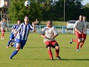 Fotbalisté Malína vyhlásili před sezonou boj o postup do I. B třídy.