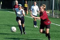 1. kolo ženského poháru: Kutná Hora - Poděbrady, 22.srpna 2010.