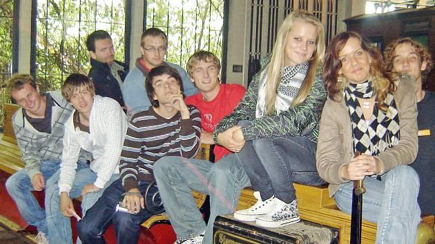 Studenti kutnohorské střední průmyslové školy se v Berlíně seznámili se s jeho nejzajímavějšími místy.