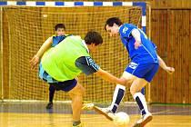 Desáté kolo kutnohorské futsal ligy, čtvrtek 7. ledna 2010