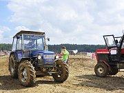 5. ročník traktoriády ve Zdeslavicích