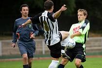 Fotbal I. A třída: Čáslav B - Mn. Hradiště 1:3, neděle 6. září 2009