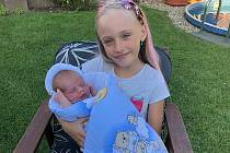 Honzík Šulc se narodil 7. července 2020 ve 22.17 hodin v čáslavské porodnici. Vážil 3100 gramů a měřil 49 centimetrů. Domů do Čáslavi si ho odvezli maminka Olga, tatínek Jan a sedmiletá sestřička Julinka.