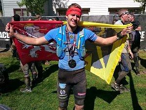Michal Pavlík na MS Spartan Race