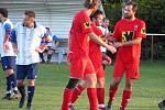 Fotbalová III. třída: TJ Sokol Červené Janovice - TJ Viktoria Sedlec B 4:2 (0:0).