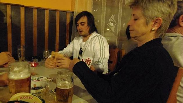 Turnaj v prší na Kaňku