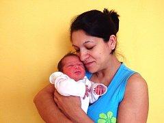 Eliška Danielová se narodila 4. ledna v Čáslavi. Vážila 3210 gramů a měřila 51 centimetrů. Doma v Golčově Jeníkově ji přivítali maminka Kristýna a tatínek Pavol.