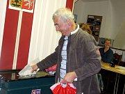 Volby 2013 do poslanecké sněmovny: Zruč nad Sázavou infocentrum