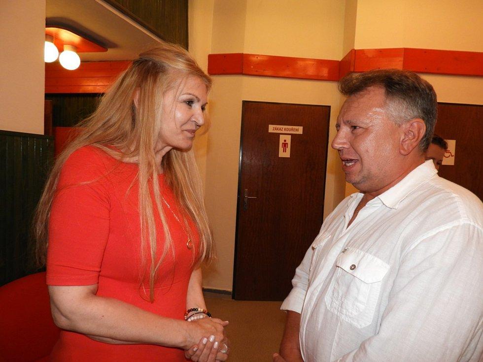 Martina Formanová v Čáslavi