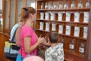 Historickou lékárnu otevřeli ve Zbraslavicích.