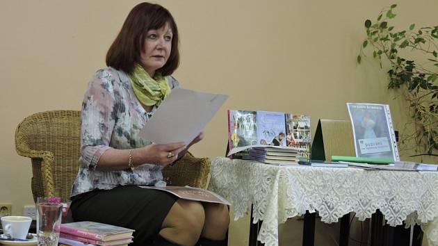 Autorské čtení Jaroslavy Hofmanové