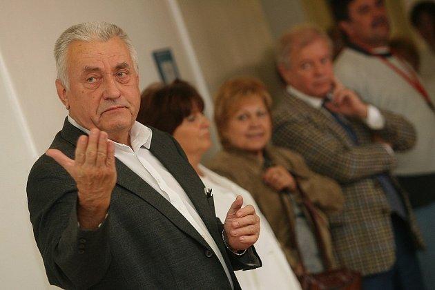 Ředitel kutnohorské nemocnice Jaroslav Řehák.