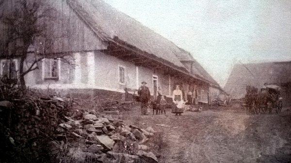 Jan Kunášek měl převzít rodinný statek vČejkovicích