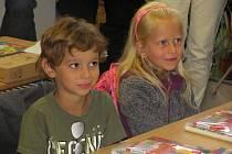 Ze zahájení školní roku 2018/2019 v prvních třídách Základní školy T. G. Masaryka v Kutné Hoře.