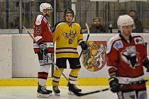Hokejové derby zvládli lépe Čáslavští