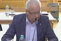 Čáslavský zastupitel města a primář chirurgie Jan Spáčil.