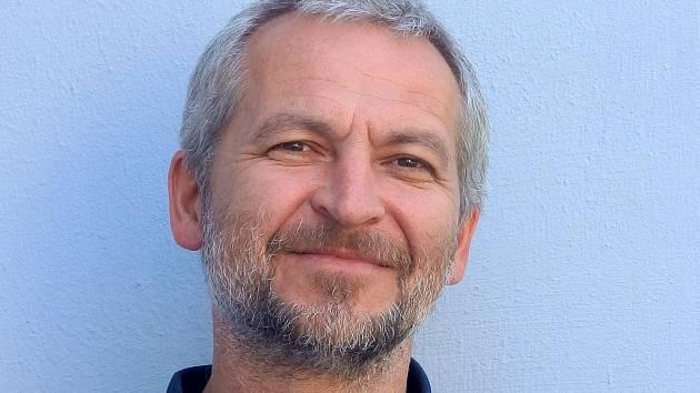 Ředitel Oblastní charity Kutná Hora Robert Otruba.