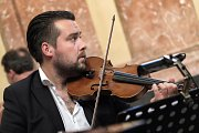Mezinárodní hudební festival Kutná Hora 2018 pokračoval ve čtvrtek koncerty v kostele sv. Jana Nepomuckého.