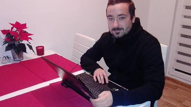 Hostem online rozhovoru byl trenér atletiky Stanislav Lebeda