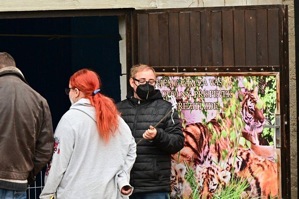 Ringelland v Habrkovicích otevřel.