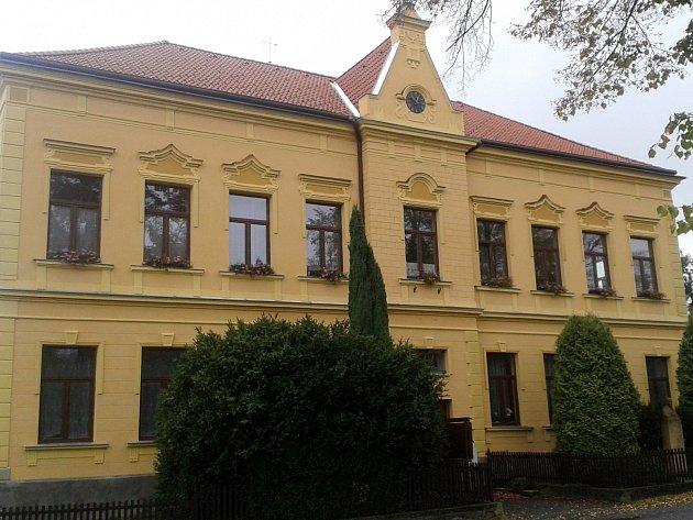 Bývalá škola v Sudějově