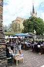 V čáslavské Diakonii se piknikovalo na podporu fair trade