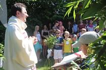 Loučení s předškoláky v CMŠ sv. Jakuba