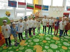 Zimní hry v MŠ 17. listopadu v Kutné Hoře