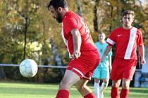 Fotbalová III. třída: TJ Sokol Červené Janovice - TJ Star Tupadly B 2:1 (1:1).