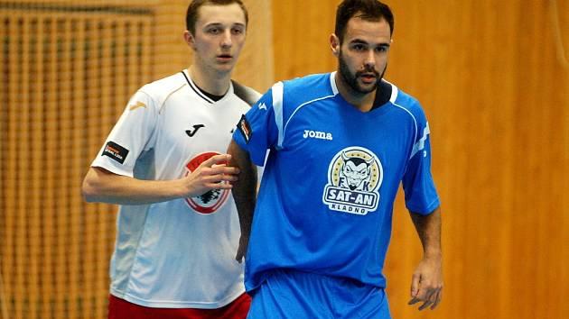 19. kolo ChFL: FC Benago Zruč n. S. - SAT-AN Kladno 6:0, 27. února 2013.