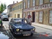 Gendarmerie v St. Tropez.
