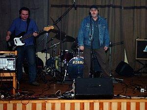 Koncert kapely Derby v Souňově