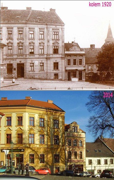 Kutná Hora - Havlíčkovo náměstí