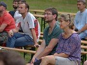 Melody Makers v zámeckém parku ve Zruči nad Sázavou