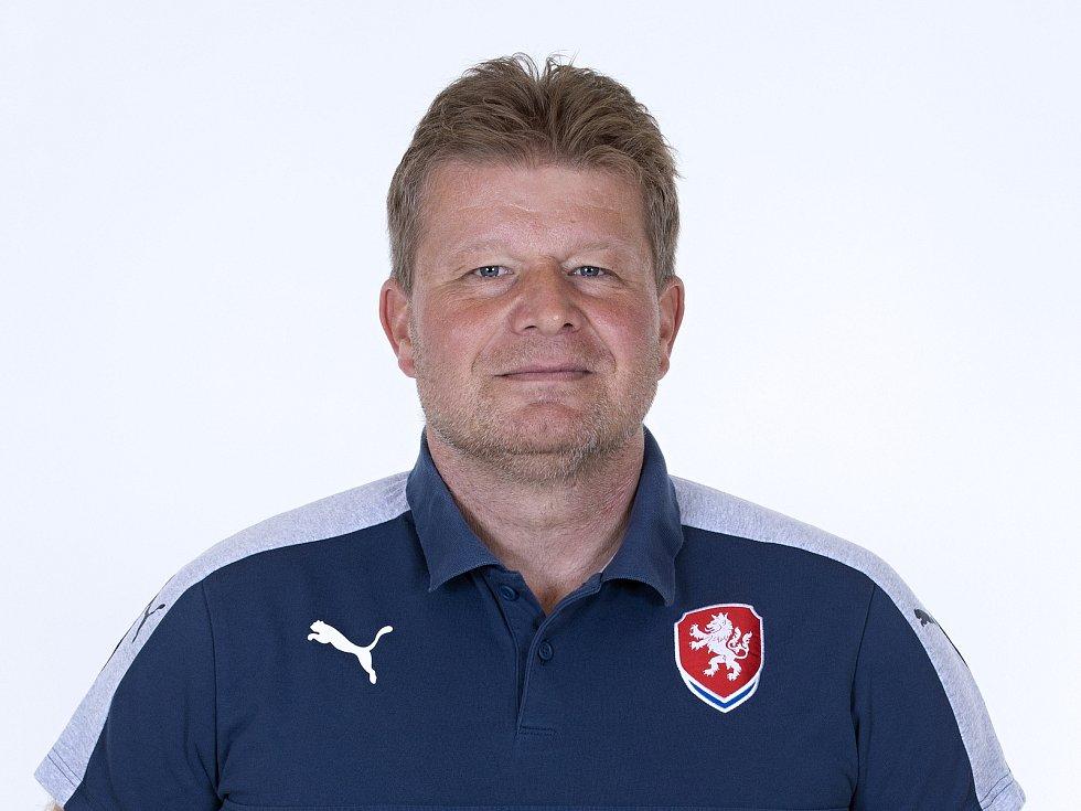 Nový předseda Středočeského krajského fotbalového svazu Tomáš Neumann.