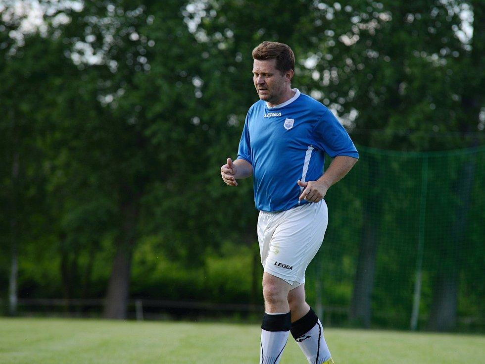 22. kolo okresního fotbalovu na Kutnohorsku: Chotusice se doma utkaly s Vrdy.