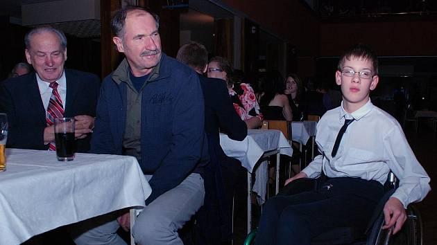 Benefiční ples sdružení Cesta životem bez bariér. 21.11.2009