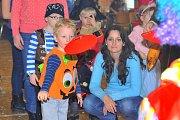Dětský karneval v Suchdole, 24.2.2018
