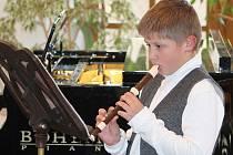 Třídní koncert žáků ZUŠ Kutná Hora