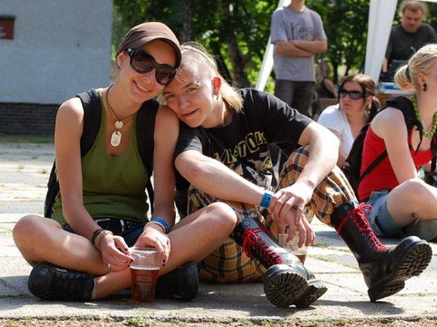 Freakfest pod Vlašským dvorem nabídl zábavů vyznavačům širokého spektra hudebních žánrů.