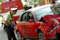 Nehoda v Kutné Hoře, 25. 5. 2010