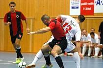 Finálové utkání poháru ČMFS Benago Zruč n. S. – Chrudim 2:6 (0:3). 7.1.2010