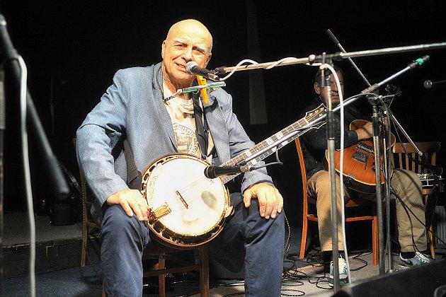 Banjo band Ivana Mládka vyprodal Pivovárek.