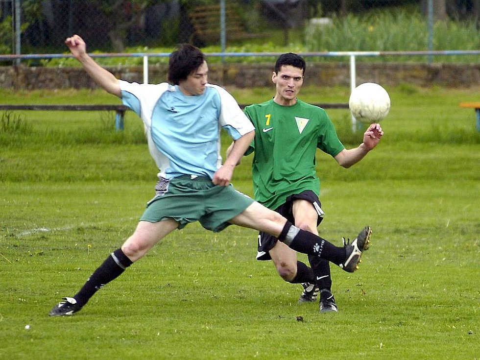 Fotbal: Církvice - Chotusice, 15. 5. 2010
