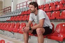Kutnohorský sportovec Michal Vavák.